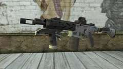 Peacekeeper from Call of Duty Black Ops II