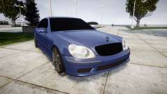 Mercedes-Benz W220 S65 AMG pour GTA 4