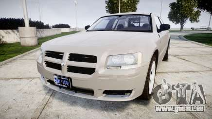 Dodge Magnum 2004 [ELS] Liberty County Sheriff für GTA 4