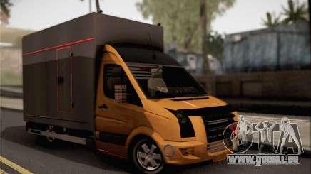 Volkswagen Crafter für GTA San Andreas
