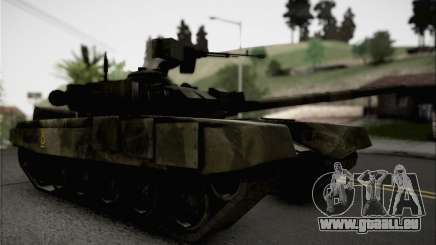 PT-91M Pendekar Tank pour GTA San Andreas