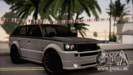 Vapid Huntley pour GTA San Andreas
