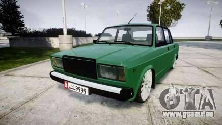 VAZ-2107 unteren für GTA 4