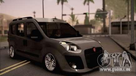 Fiat Doblo 2010 für GTA San Andreas