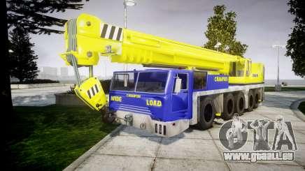 Die crane-Champion v2.0 für GTA 4