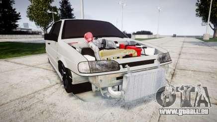 VAZ-2113 Turbo für GTA 4