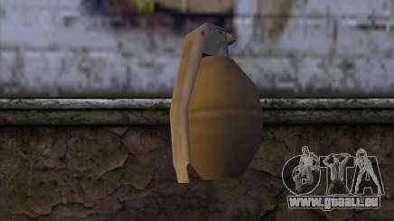 Grenade from GTA 5 pour GTA San Andreas