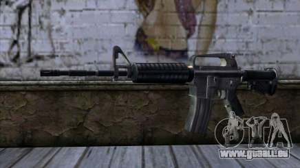 M4 from Far Cry pour GTA San Andreas