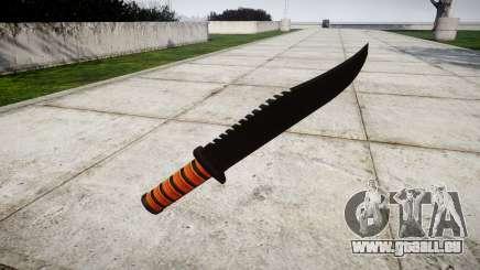 Fighting knife von Ka-Bar für GTA 4