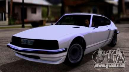 Lampadati Pigalle GTA V für GTA San Andreas