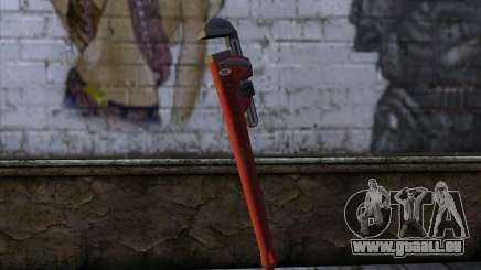 Wrench from Far Cry für GTA San Andreas