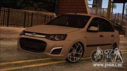 VAZ 2190 Lada Kalina-Subvention pour GTA San Andreas