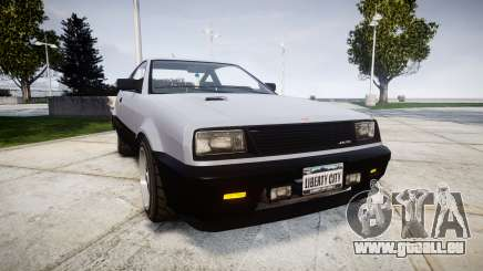 Dinka Blista Compact Sport pour GTA 4