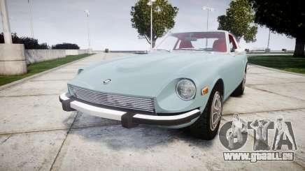 Datsun 260Z 1974 pour GTA 4