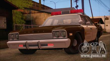Dodge Monaco RCSD 1974 (HQLM) für GTA San Andreas