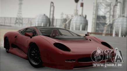 Jaguar XJ220S Ultimate Edition pour GTA San Andreas