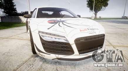 Audi R8 LMX 2015 [EPM] Cobweb pour GTA 4