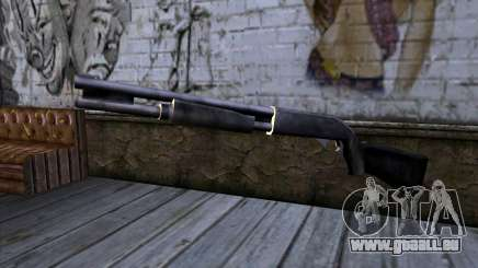 Chromegun v2 Üblichen für GTA San Andreas