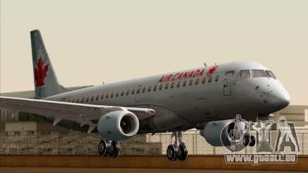 Embraer E-190 Air Canada für GTA San Andreas