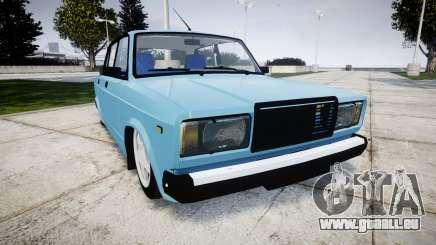VAZ-2107 beste Modell für GTA 4