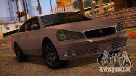 GTA 5 Intruder für GTA San Andreas