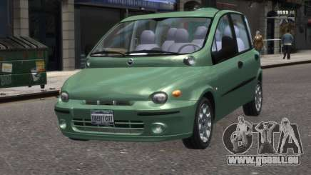 Fiat Multipla pour GTA 4