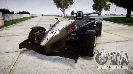 Ariel Atom V8 2010 [RIV] v1.1 Vollmer pour GTA 4