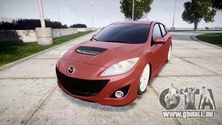 Mazda 3 MPS für GTA 4