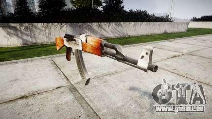 L'AK-47 HD pour GTA 4