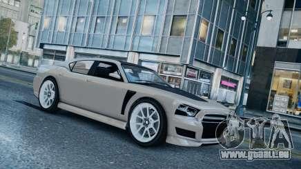 GTA 5 Bravado Buffalo pour GTA 4