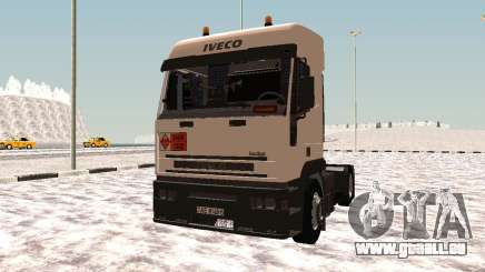 Iveco EuroTech Inflammable pour GTA San Andreas
