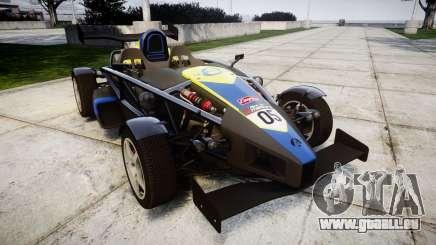 Ariel Atom V8 2010 [RIV] v1.1 Petrolos pour GTA 4