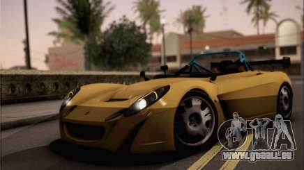 Lotus 2 Eleven (211) pour GTA San Andreas