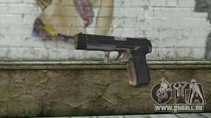 MP443 from COD: Ghosts pour GTA San Andreas