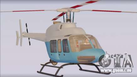Bell 407 für GTA San Andreas