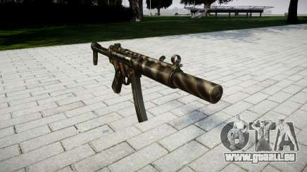 Gun MP5SD NA FS für GTA 4