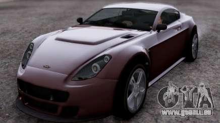 Dewbauchee Rapid GT für GTA San Andreas