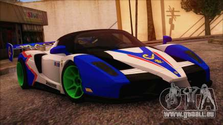 Ferrari Enzo Whirlwind Assault für GTA San Andreas