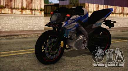 Yamaha V-Ixion GP Series für GTA San Andreas