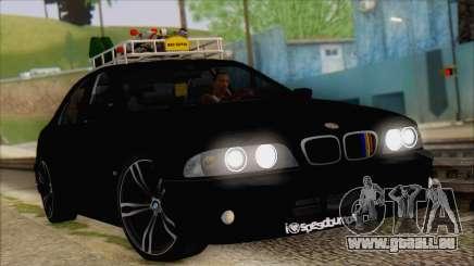 BMW 520d E39 2000 pour GTA San Andreas