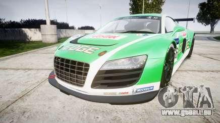 Audi R8 LMS Castrol EDGE pour GTA 4