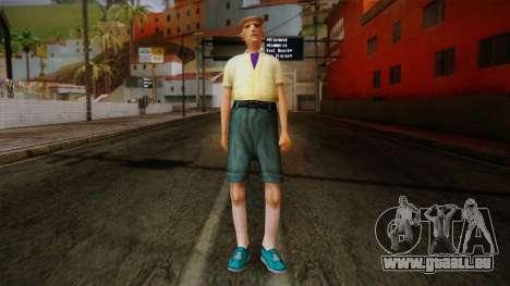 GTA San Andreas Beta Skin 17 für GTA San Andreas