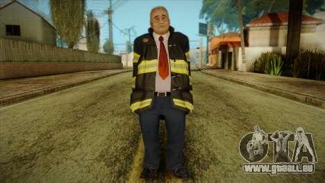 GTA 4 Emergency Ped 13 für GTA San Andreas