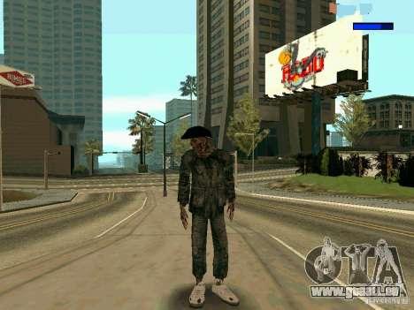 Cкин Benito из Stalker für GTA San Andreas