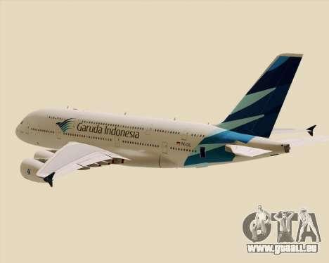 Airbus A380-800 Garuda Indonesia pour GTA San Andreas