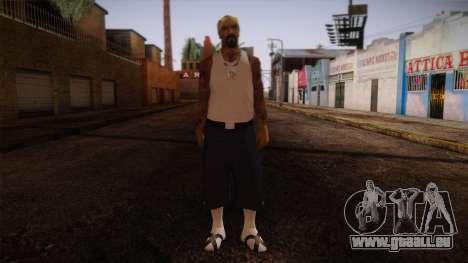 Fresno Buldogs 14 Skin 3 pour GTA San Andreas