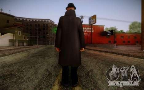 Ginos Ped 25 pour GTA San Andreas deuxième écran