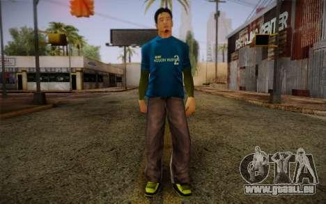 Ginos Ped 10 für GTA San Andreas