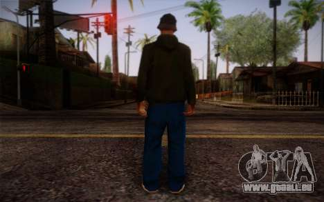 Ginos Ped 18 pour GTA San Andreas deuxième écran