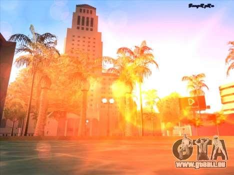 Sunset ENB pour GTA San Andreas septième écran
